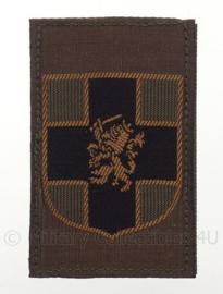 "KL eenheid arm embleem ""Generale Staf""  - origineel"