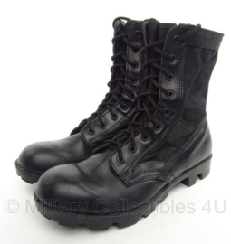 US Army  jungle kisten zwart met panama zool - licht gebruikt - US size 11 = 290m = maat 46- origineel