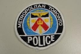 Toronto Metropolitan Police patch - origineel