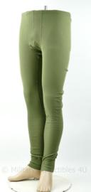 Defensie en Korps Mariniers huidige model ondergoed broek lange pijpen - medium - merk ODLO - nieuw - origineel