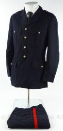Korps Mariniers Barathea uniform jas en broek - maat 50 K - origineel