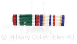 Nederlandse medaille baton met 2 medailles - Kuwait Liberation/HMV3 - 5,5  x 1,5 cm - origineel