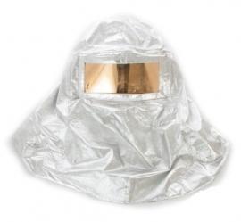 Masker extreme hitte bescherming - origineel leger