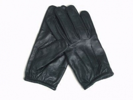 Leren handschoenen - steekwerend