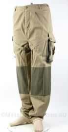 US Army Wo2 paratrooper jump trouser M42 reinforced - maat 44 = Large  - Replica