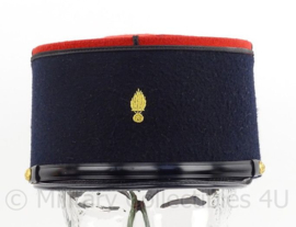 Franse kepi - France Foreign Legion Infantry - maat 56 1/2 - maker: Geraldine Massaroni - origineel