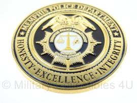 US Remembrance Coin Memphis Police Department - origineel