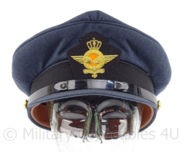 KLU Luchtmacht GLT Gala tenue pet - maat 55 - origineel