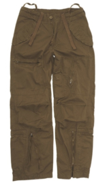 Flight trouser Cargo trouser - katoen  VINTAGE -  COYOTE