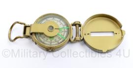 Metalen Engineer Compass - 10,5 x 6 cm -  nieuw gemaakt - gebruikt