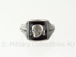 WO2 Duitse SS Meine Ehre Heisst Treue ring - diameter 22 mm