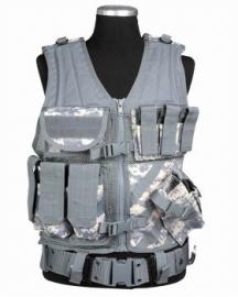 USMC vest met koppel ACU camo
