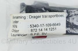 Kmar Koninklijke Marechaussee SPE Lips Handboeien draagstel - drager transportboei - nieuw in verpakking  origineel