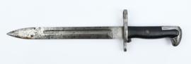 Wo2 US M1 Garand Bajonet - lengte 37 cm - origineel