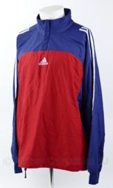 Defensie en Korps Mariniers Adidas instructeurs trainingsjack - maat Large - licht gedragen - origineel