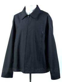 Bamboo soft shell jas - nieuw - zwart - maat L