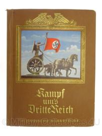 Zigarettenbilder Album - Kampf ums Dritte Reich - origineel