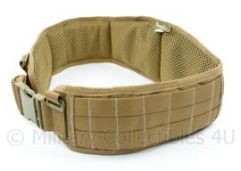 Profile equipment MOLLE belt coyote NIEUW - maat Large - origineel