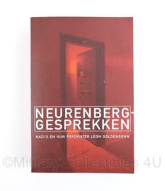 Neuenberg gesprekken nazi's en hun psychiater Leon Goldensohn