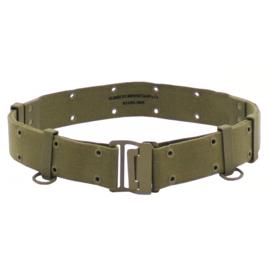 Koppel Franse leger Groen met ogen - 108 cm - verstelbaar - origineel