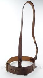 MVO koppel en schouderriem - maten 85 en 92 cm - origineel