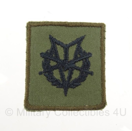 KL Nederlandse leger GVT Militair Lichamelijke Vereiste MLV insigne stof - 4,5 x 5 cm - origineel