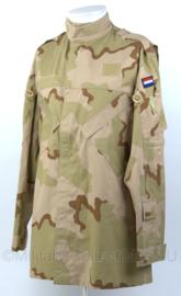 NL leger experimentele desert basis jas - maat 6080/9500  - zeldzaam - ongedragen -origineel