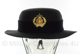 KL Nederlandse leger DT2000 DAMES hoed met insigne Officier - maat 57 - origineel