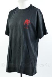 Defensie T-shirt 14e afdeling veldartillerie - maat L - origineel