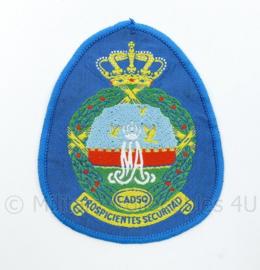 KLU Luchtmacht RNLAF CADSQ (KMA) Cadetten-squadron Militaire Academie - 11,5 x 9,5 cm - origineel