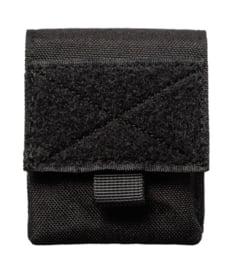MOLLE koppeltas voor pakje sigaretten en aansteker - 8 x 9 x 3,5 cm. - BLACK