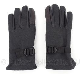 KL Nederlandse leger slagwerende handschoenen - licht gebruikt - maat 9 - origineel