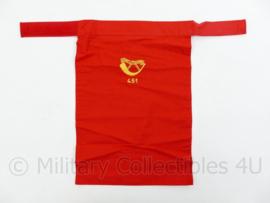 Defensie halsdoek 451e Regiment Infanterie Menno van Coehoorn -  origineel