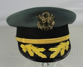 US General visor cap generaals pet - 57 of 60 cm.