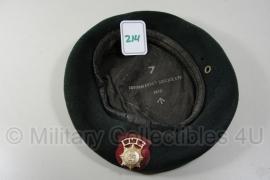 Britse Militaire Politie Baret - oud model - art. 214