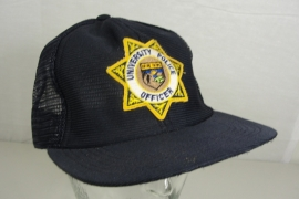 University Police officer baseball cap - Art. 573 - origineel