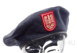 Poolse baret met insigne LOK MOSO Polish - maat 55 - origineel