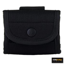 Koppeltasje voor latex handschoenen - klein - 100% Cordura - DP223