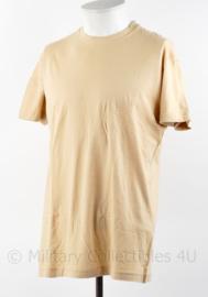 KLU Luchtmacht Khaki shirt nieuw - medium - nieuw - origineel