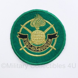 KCT Korps Commando Troepen embleem - diameter 7,5 cm - origineel