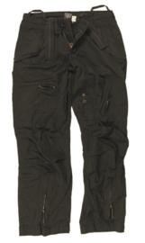 Flight trouser Cargo trouser - katoen  VINTAGE - zwart