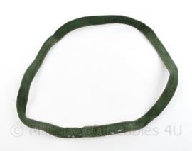 US PASGT Army helmband Band Helmet SSGT Freeman - 30 x 1,8 cm - gebruikt - origineel