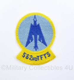 Air Force Patch USAF 652 TFTS Tactical Fighter Training Squadron - 8,5 x 6 cm - origineel