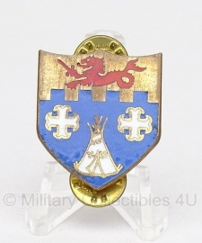 U.S. Army unit crest 12th Infantry regiment  - origineel