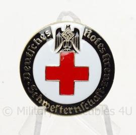 WO2 Duitse Rotes Kreuz brosche - doorsnede 3 cm - replica