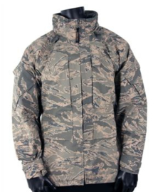 US Air Force ABU camo USAF APEC Digital Tiger Stripe Camo Gore-Tex - Large Regular - RITS DEFECT - origineel