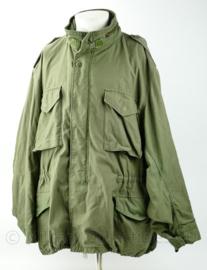 US Army M65 parka groen - maker Alpha Industries - XXLarge Regular - origineel
