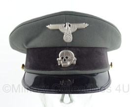 SS schirmmütze - maat 54 tm. 56