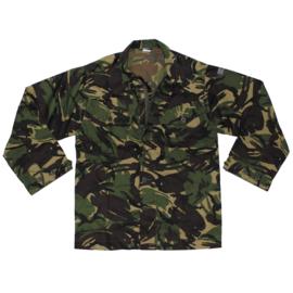 Brits DPM camo Jacket combat lightweight - goede staat! - meerdere maten -  Origineel