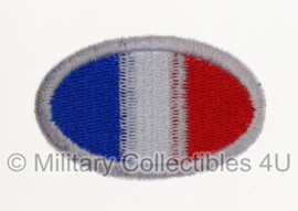 WO2 US 506th PIR Parachute Infantry Regiment Airborne Oval Wing - replica